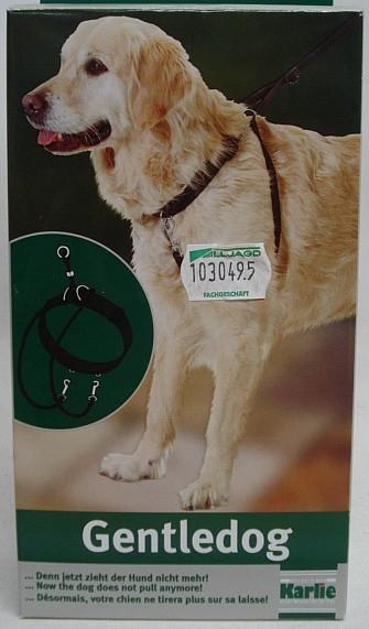 Geschirr Gentledog - Gr. 3, 45-60 cm Taillie