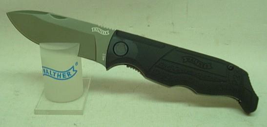 Messer P22 klappbar - 7,6cm Klinge, 440C Stahl
