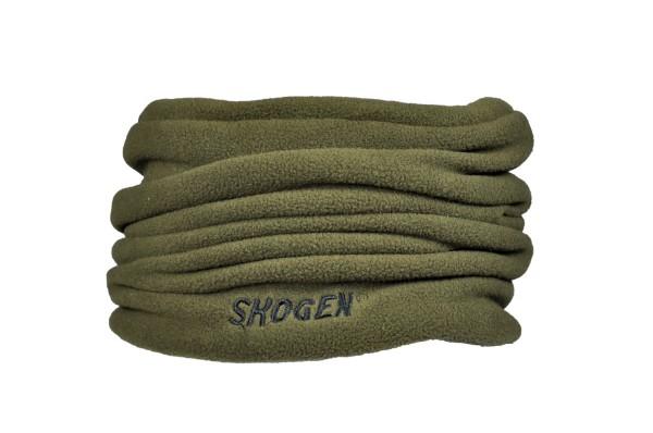 Nackenwärmer in Orange oder Grün auch zum wenden, für die Kalten Tage, Halsschutz, Windschutz