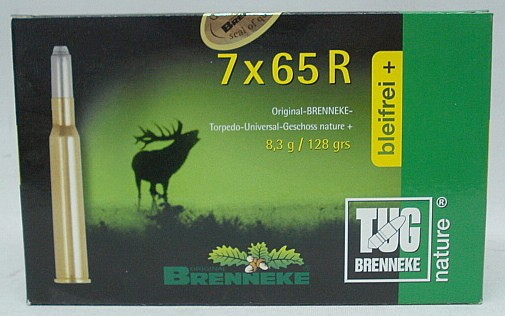 7x65R TUG Nature+ - 8,3g/128gr (a20)