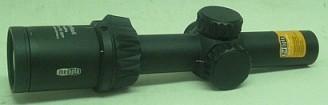 Optika6 1-6x24 RD SFP Abs.4C - ohne Schiene