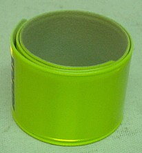 Schnappband-Neongelb Warnband -