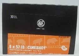 8x57IS Cineshot - 12,1g/187gr (a30)