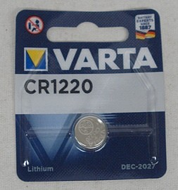 Batterie CR1220 - 3V - Swarovski