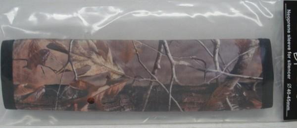 Neoprenwendehülle T3 - camo/schwarz, Länge 150 cm