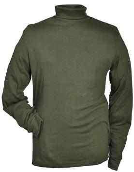 Shirt Rollkragen einfach -