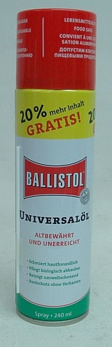 Ballistol Spray - 240 ml