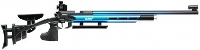 AR20 PRO Blue 4,5mm - 120Schuß-Pressluftkartusche