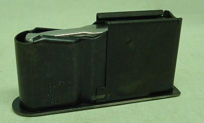 Magazin Luxus .6,5x55-7,5 - einreihig Stahl, 3 Schuss