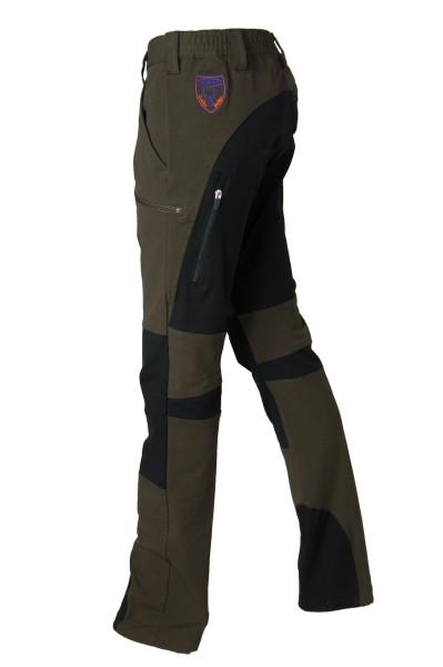 Damen Fashion Mod. Emma - 4-Wege-Strech-Hose, 2-farbig