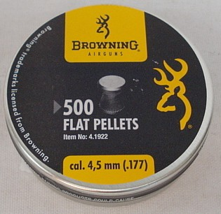 Flachkopf 4,50mm - (a500)