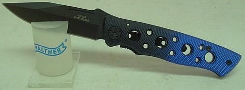Taschenmesser Dark Blue III - 7,5cm Klinge,420-Stahl