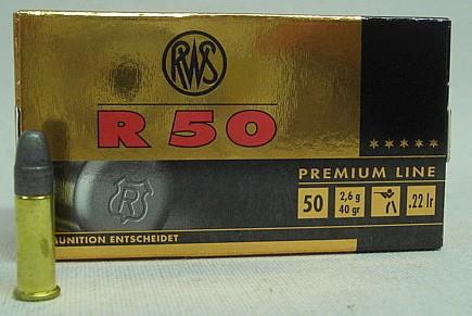 RF .22l.r. R50 - a50