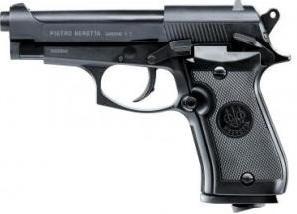 LP M84 FS Kal.4,5 mm - 17Schuss,BlowBack,Vollmetall