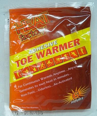 Heat Fußwärmer - 1 Paar, Wärmedauer ca. 6h