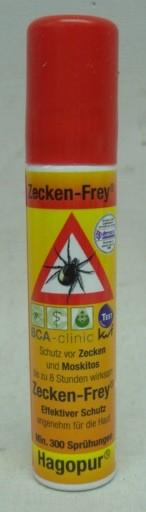 Zecken-Frey 25ml -