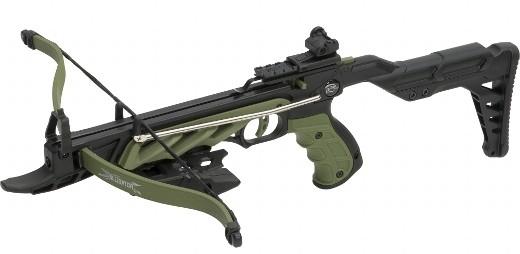 Alligator 1 Armbrustpistole - 80lbs grün