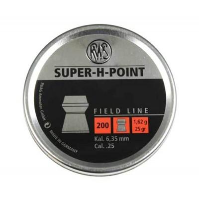 Super-H-Point 6,35mm - 1,62g (a200)
