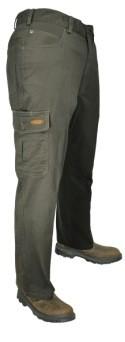 Hose 5-Pocket Sommermodell - mit Bein-u.Messertasche