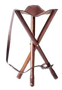 Ansitzstuhl Dreibein 85cm - Holzbeinen
