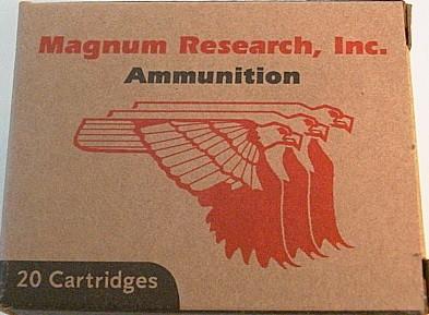 .50AE Magnum Research HP-XT - 19,4g/300gr (a20) #3071082