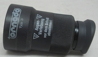Tornado-Aufsteck-Okular Typ 2 - Okular 42 mm