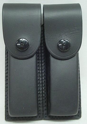 Doppelmagazintasche P226 - Schwarz 15Schuss