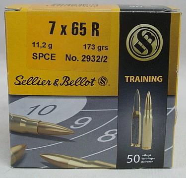 7x65R SPCE-Target - 11,2g/173gr (a50)