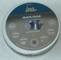 Match Light 4,49 - 0,49g/7,56gr/500/LP