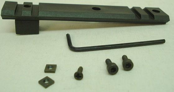 Weaverschiene Walther CP99 - Umarex CPS
