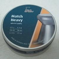 Match Heavy 4,50 - 0,53g/8,18gr/500/LG