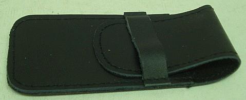 Lederetui klein - Grifflänge: 9,5 cm