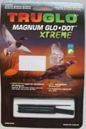 Truglo Magnum GloDot grün - zum kleben, 3/8'' Schiene