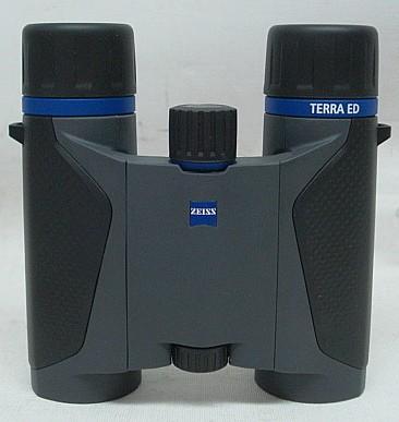 Terra ED 8x25 - schwarz-grau
