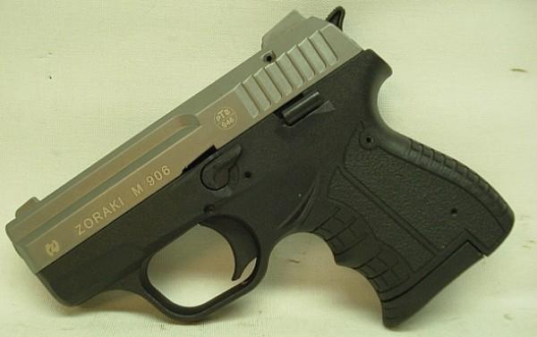 906 Kal.9mm P.A.K. - titan