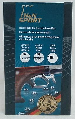 Vorderlader RK 445-11,30mm - a 100