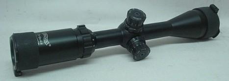 Walther ZF 3-9x44 - Sniper MilDot Absehen