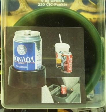 Dosenhalter selbstklebend - Durchmesser 90 x 41mm
