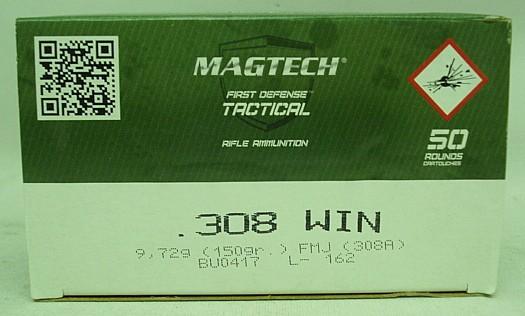 .308Win VM - 9,72g/150gr (a50)