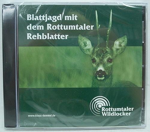 CD Rottumtaler Blattjagd -