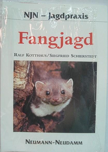 Buch Fangjagd - Ralf Kotthaus