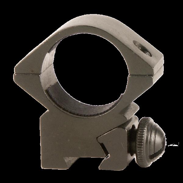 Montage 1''-11mm Schiene - BH14mm,ohne Stopstift,Niedrig