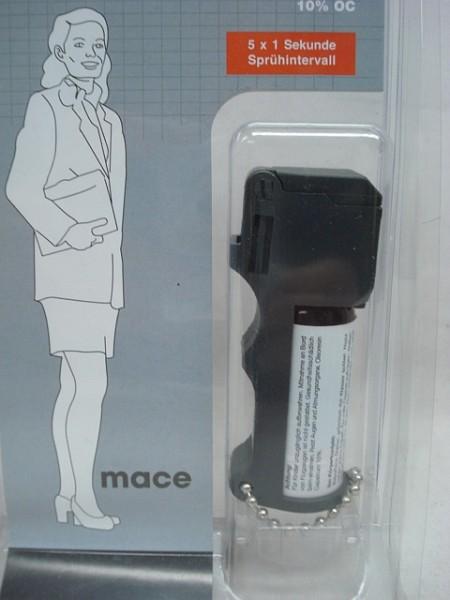 Mace Pfefferspray Pocket 11g - zur Tierabwehr m. UV Farbstoff
