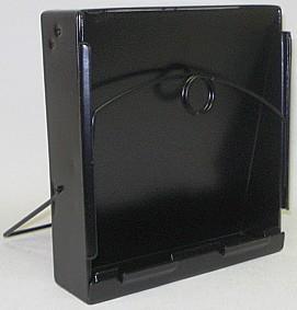 Kugelfangkasten 17x17cm-flach - Klammer f. 10x10 cm Scheiben