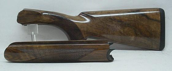 Schaft F16 Sporting rechts - Schaftgarnitur kpl. + Schaftb.
