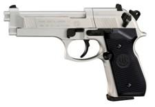LP M92FS Kal.4,50mm - nickel,Diabolo,8Schuss