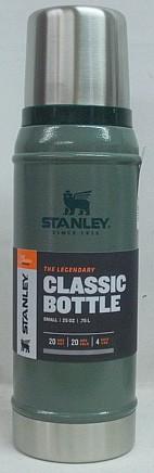 Stanley CLASSIC - 0,75 Liter, 20h heiß/kalt